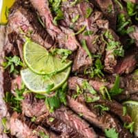 Best Carne Asada Steak Recipe