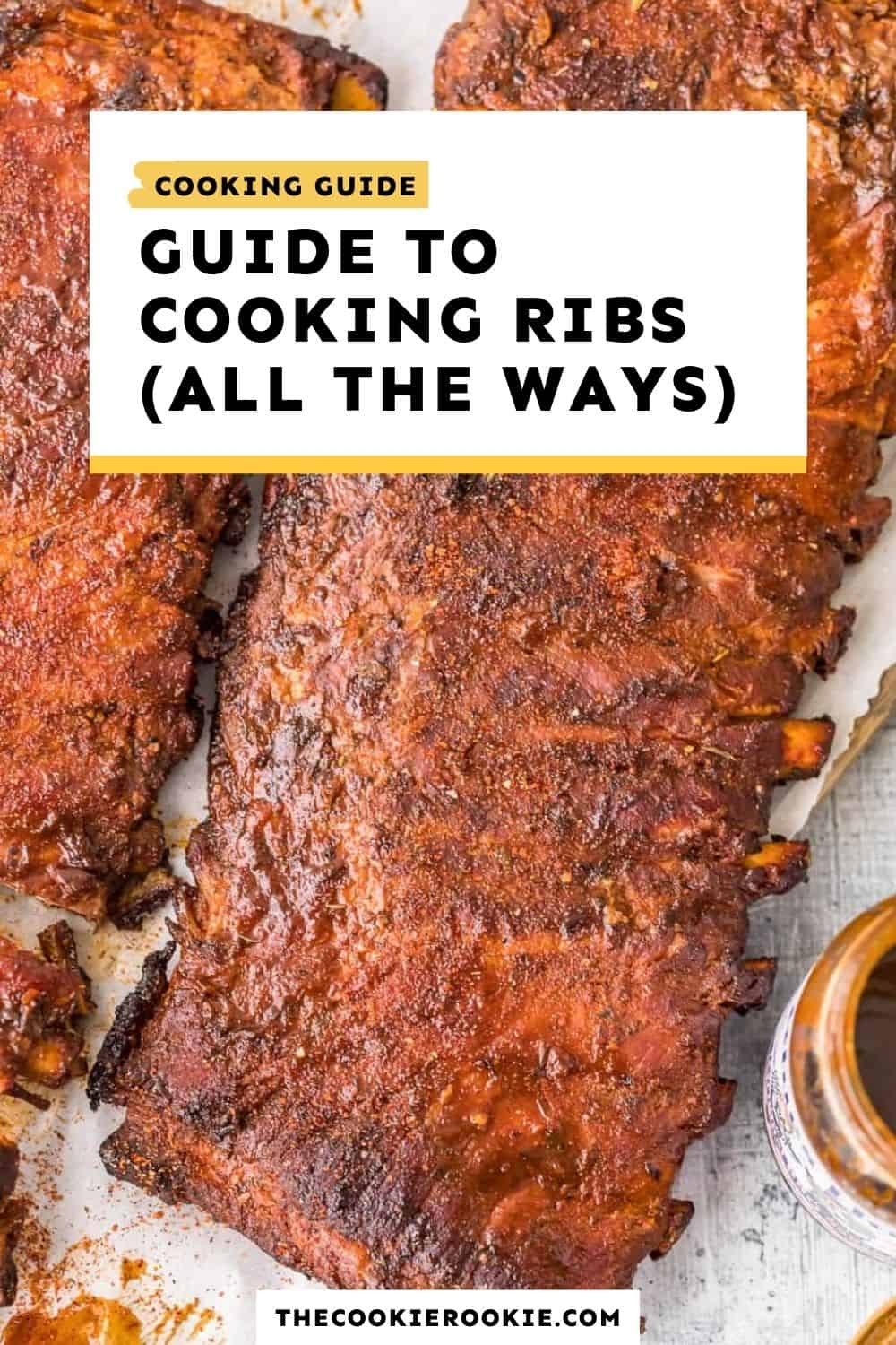 ribs cooking guide