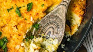 Zucchini Au Gratin Recipe (Cheesy Zucchini Tian)