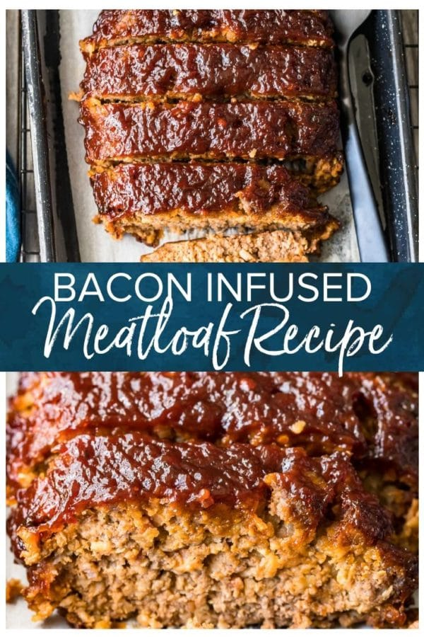 bacon infused meatloaf pinterest photo