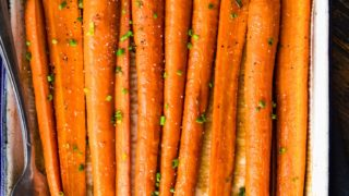 Brown Butter Glazed Carrots Recipe