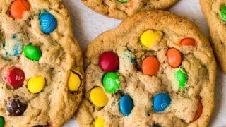 Best M&M Cookies Recipe