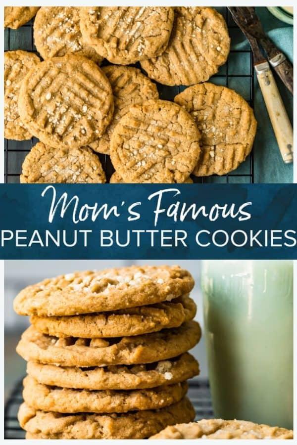 peanut butter cookies pinterest photo