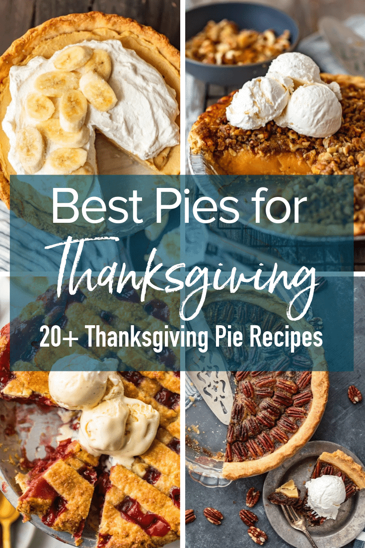 best pies for thanksgiving