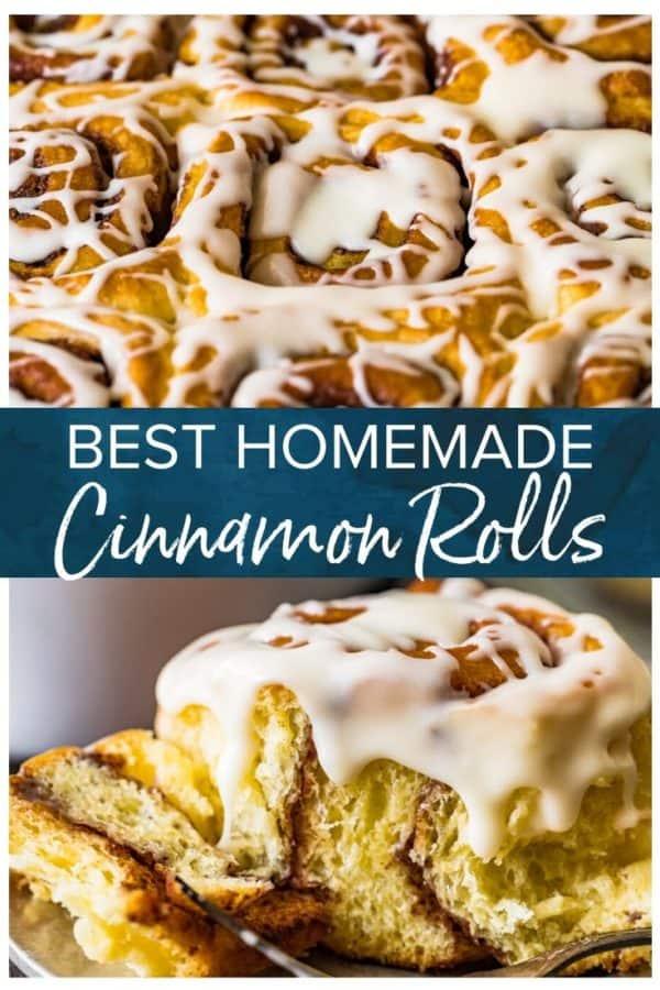 homemade cinnamon rolls pinterest photo
