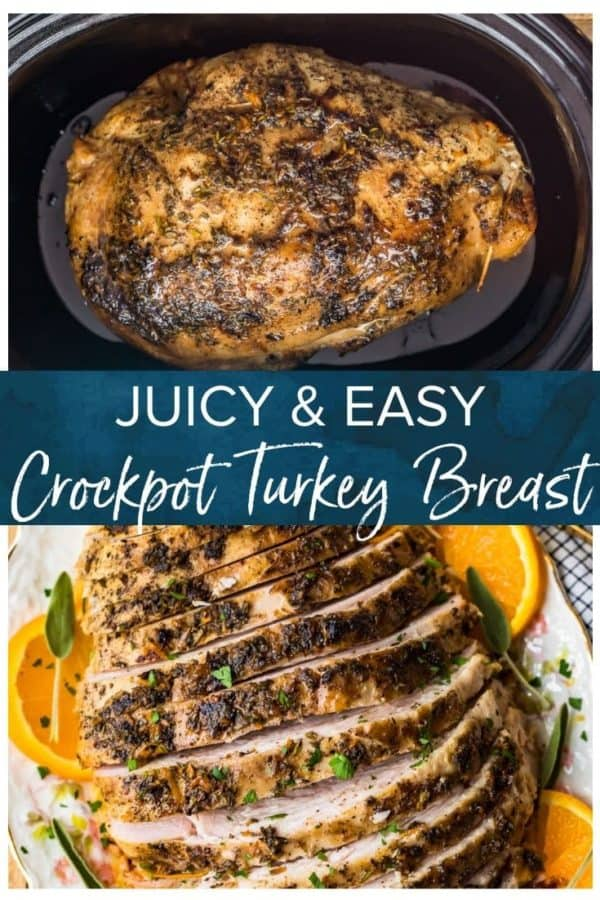 crock pot turkey breast pinterest pic