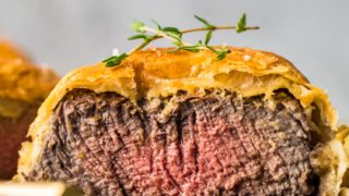 Easy Beef Wellington Recipe for Two