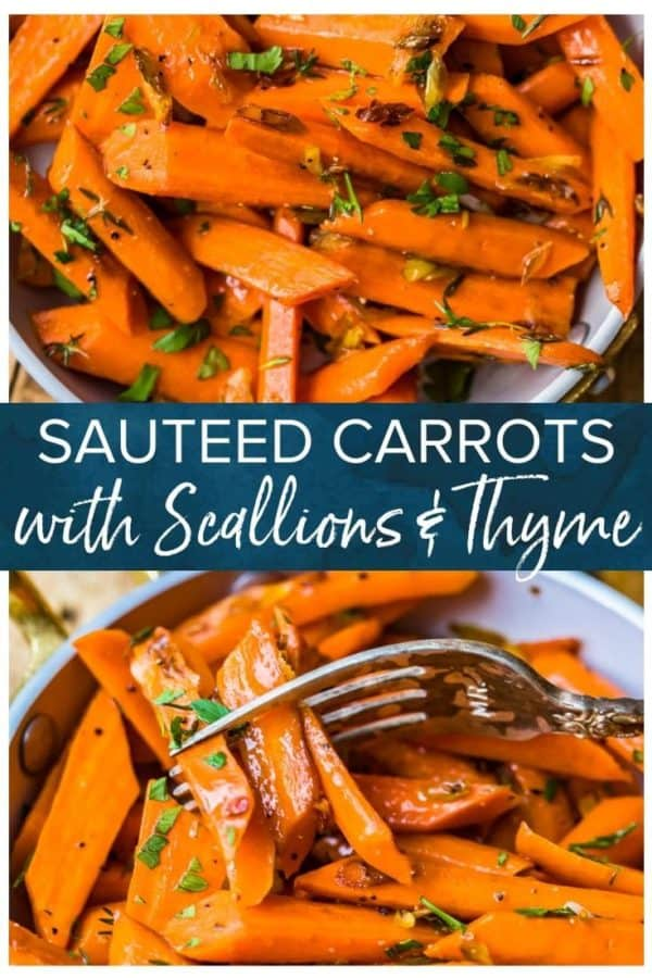 sauteed carrots pinterest photo