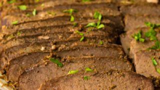 Slow Cooker Brisket Recipe