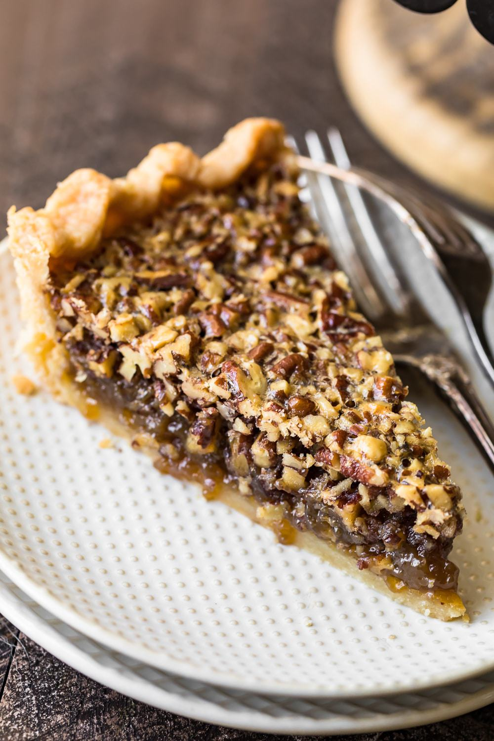 Classic Pecan Pie Recipe The Cookie Rookie How To Video
