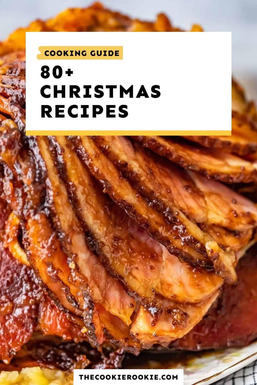 christmas recipes guide