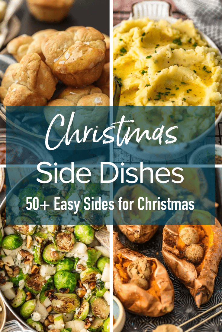 50+ Christmas Side Dishes to Make This