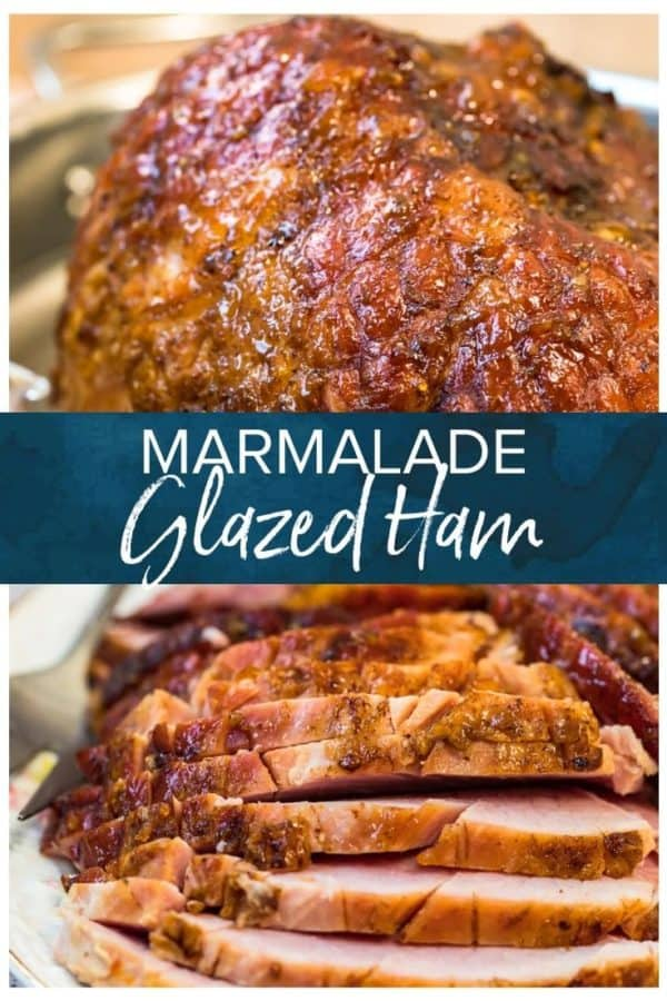 marmalade glazed ham pinterest photo