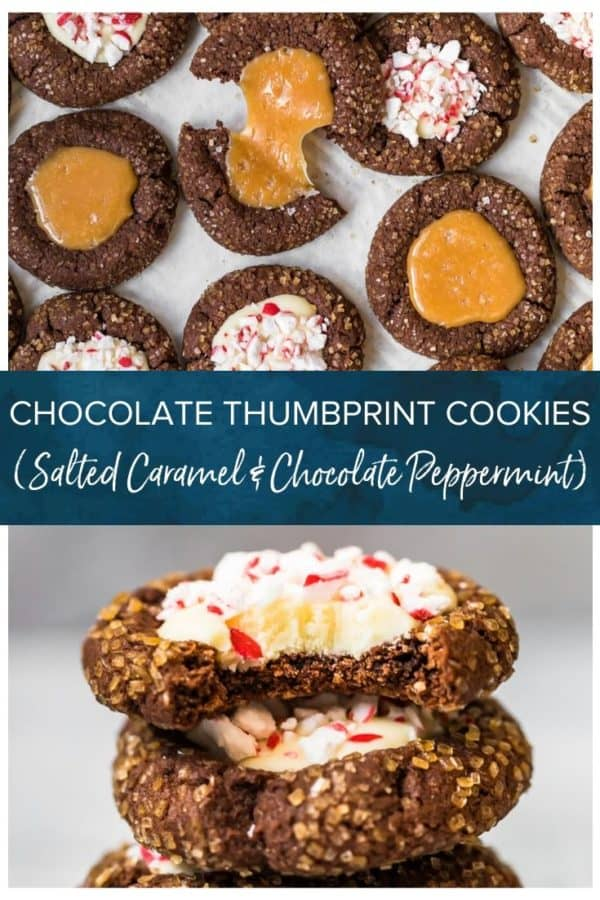 thumbprint cookie pinterest image
