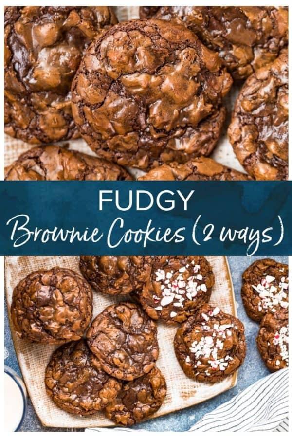brownie cookies pinterest pic