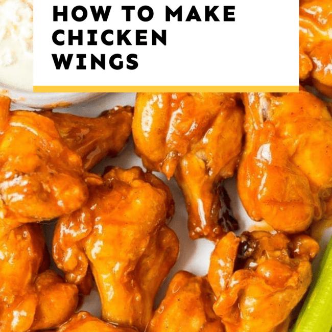 chicken wings guide