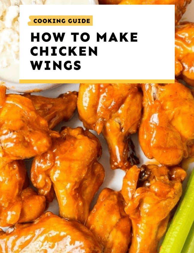 chicken wings guide