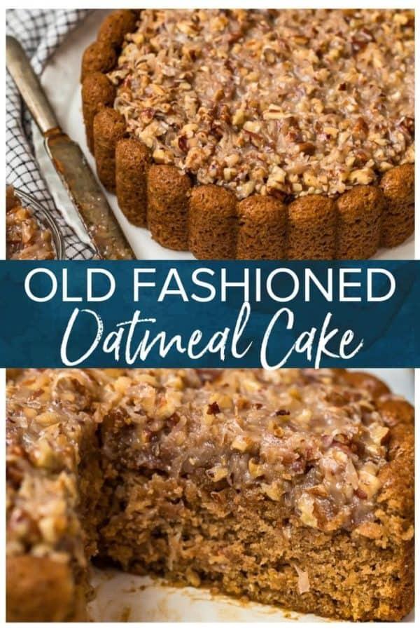 oatmeal cake pinterest photo