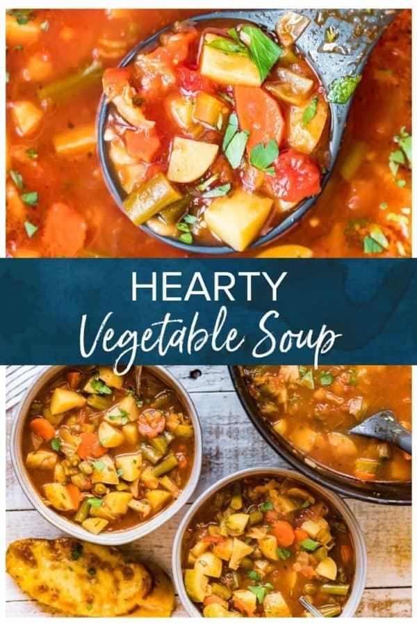 vegetable soup pinterest pic