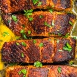 blackened salmon featured image