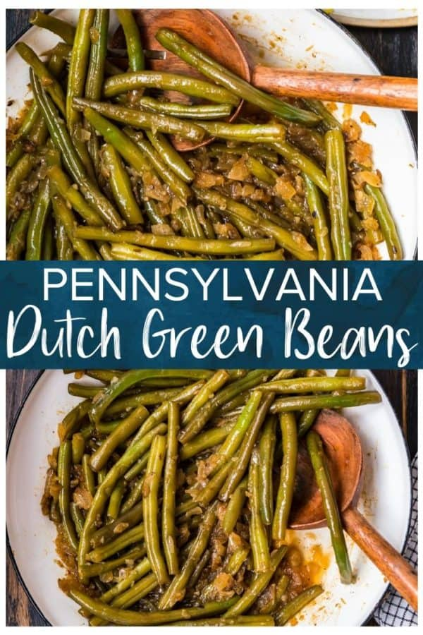 pennsylvania dutch green beans pinterest pic