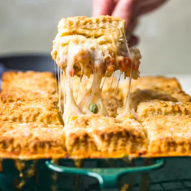 chicken pot pie featured image