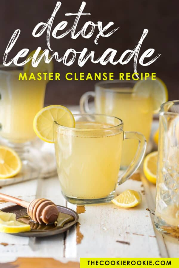detox lemonade pinterest image