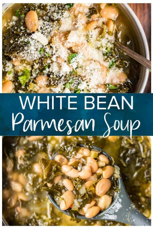 white bean parmesan soup pinteres photo