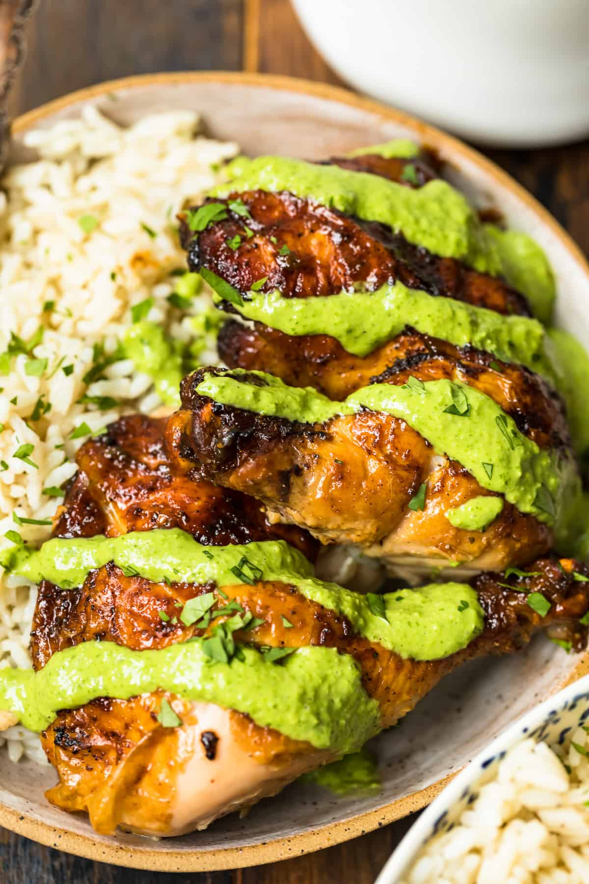 peruvian chicken recipe