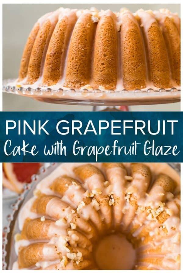 grapefruit cake pinterest photo