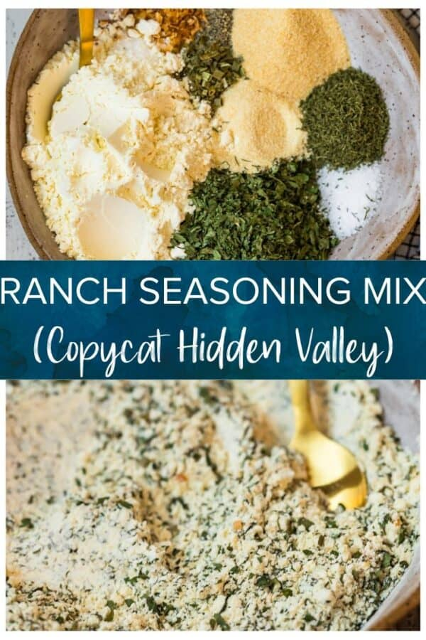 ranch seasoning pinterest photo