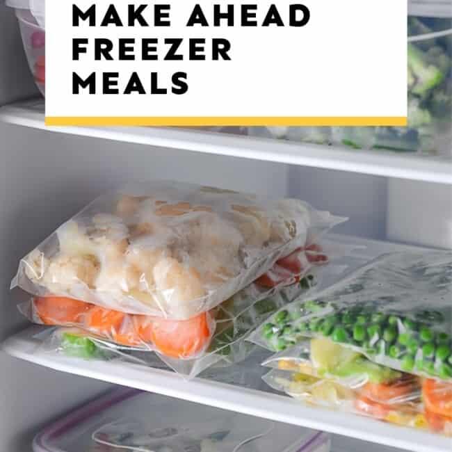 freezer meals guide