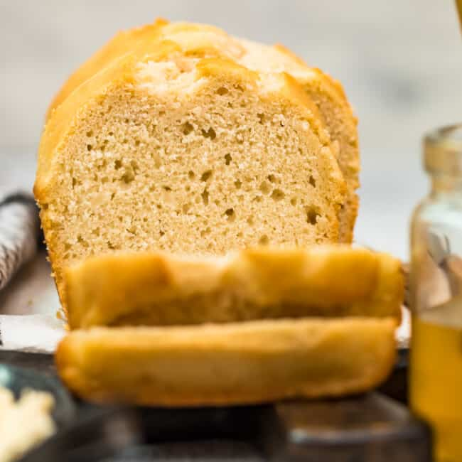easy beer bread recipe featured image