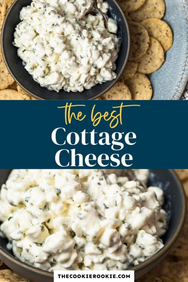 amish cottage cheese recipe pinterest