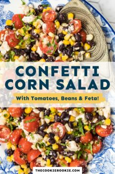 confetti corn salad pinterest