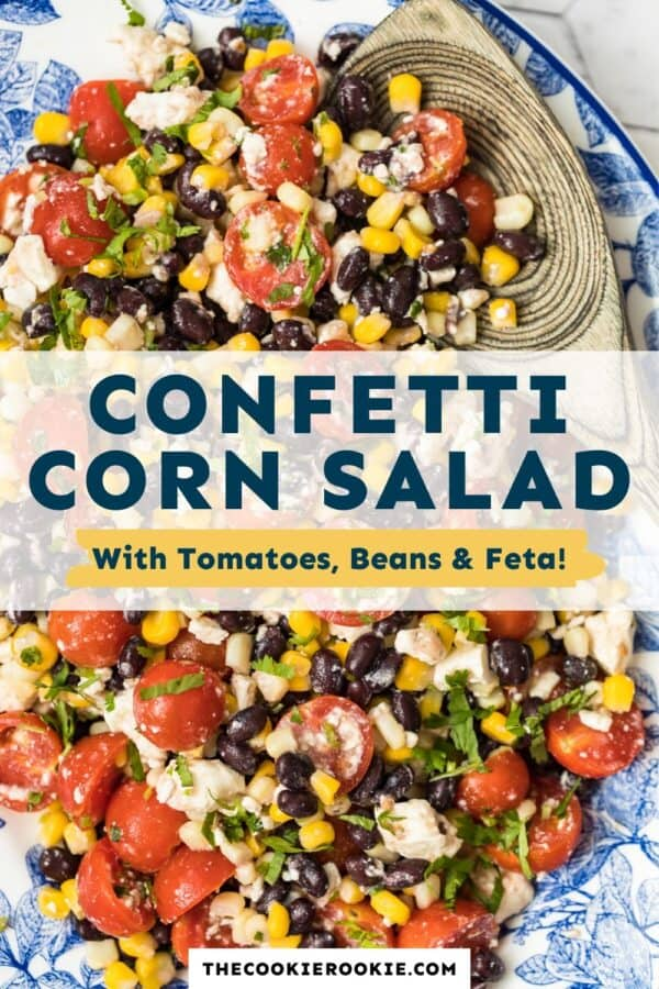 confetti corn salad pinterest