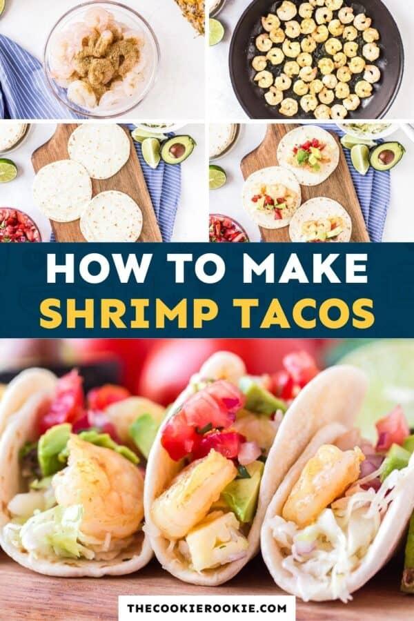 shrimp tacos pinterest
