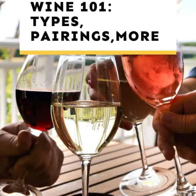 wine guide 101
