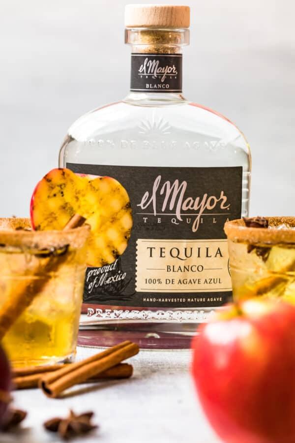 margaritas next to el mayor tequila