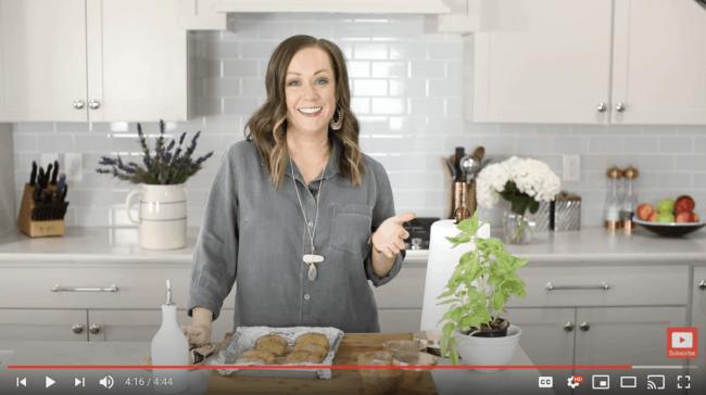 herb roasted potatoes youtube screenshot