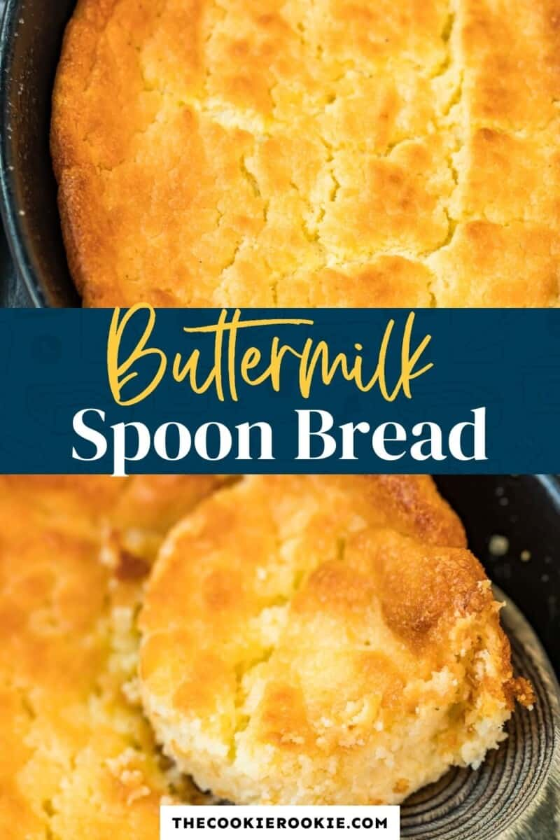 buttermilk spoon bread pinterest