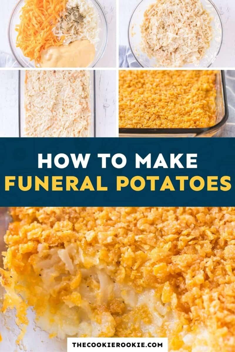 funeral potatoes pinterest