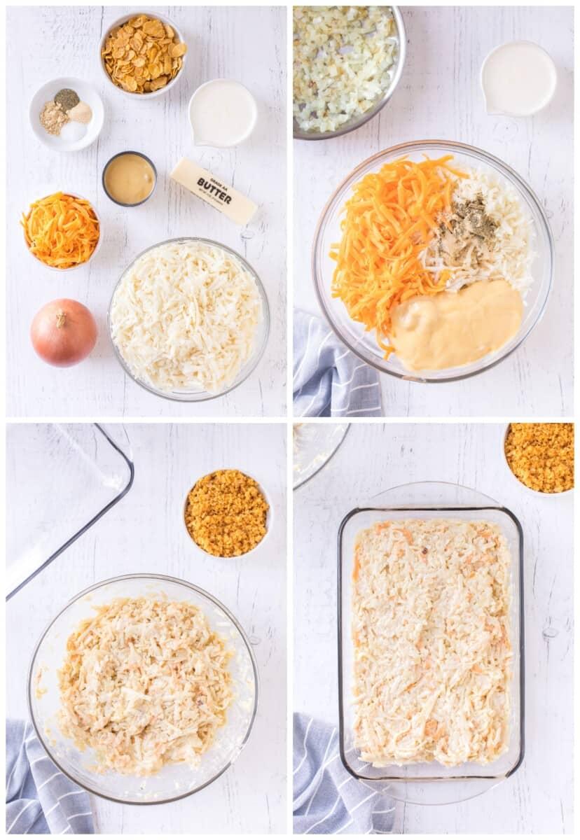 how to make funeral potatoes