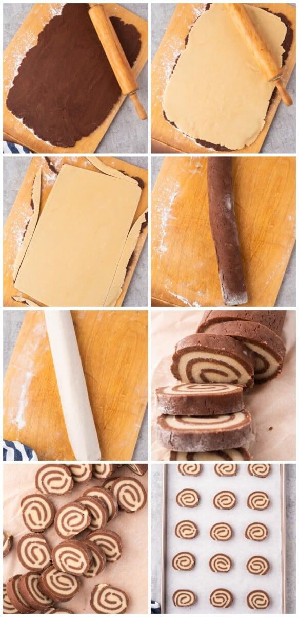 how to make pinwheel cookies 2