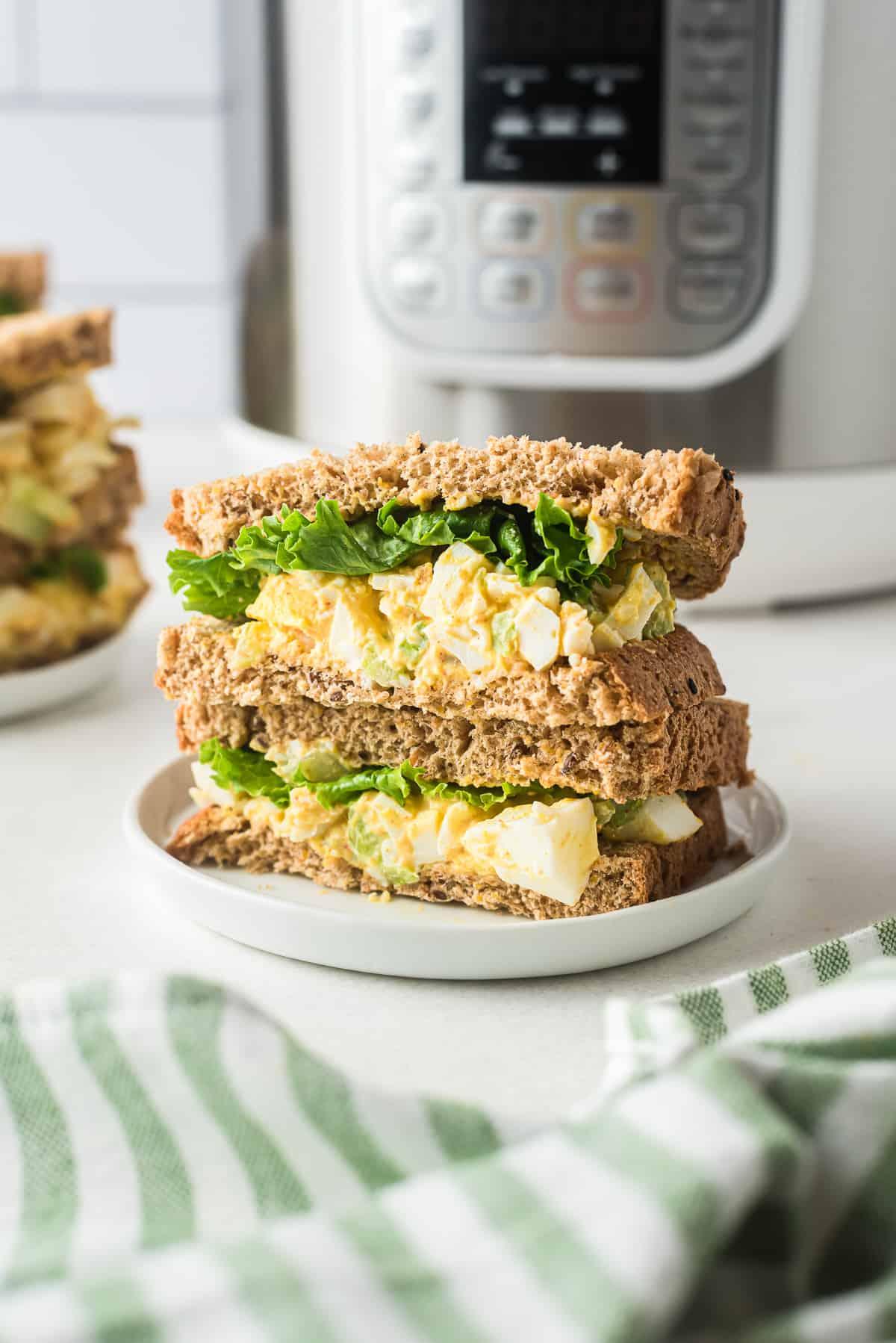 Egg Salad Recipe Instant Pot