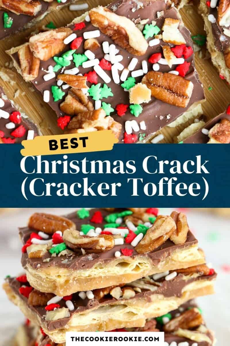 christmas crack pinterest collage