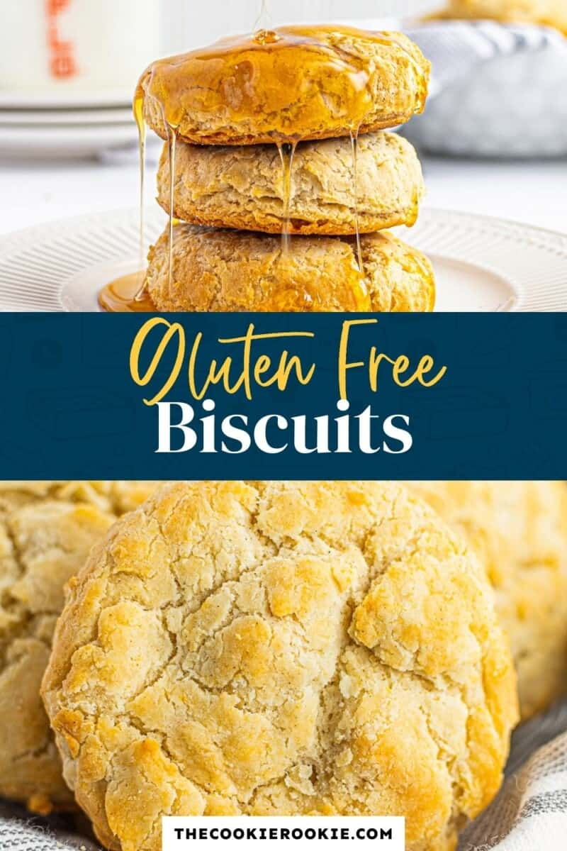 gluten free biscuits pinterest