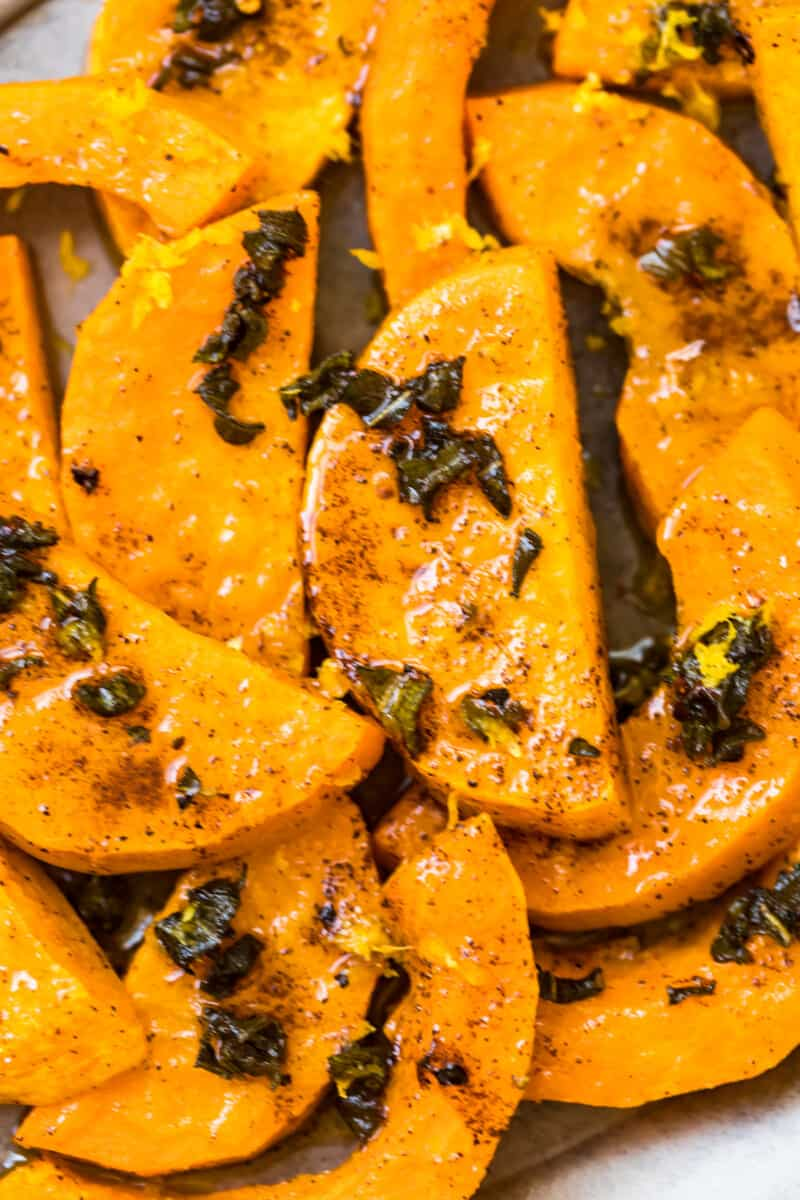 brown butter squash