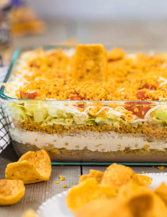 fritos mexican layer dip