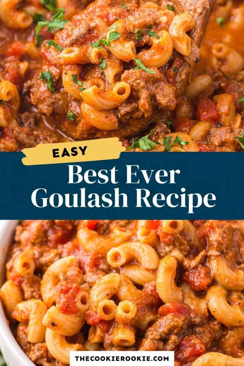 goulash pinterest collage